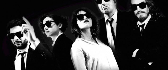 Reservoir Songs - Tarantino Soundtracks Live